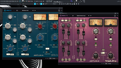 Arturia - 3 Preamps & Filters + Portable   VST, VST3, AAX