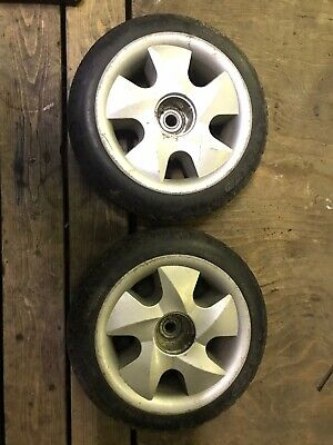 Kymco mini LS EQ20CC mobility scooter parts Front Wheels And Tyres