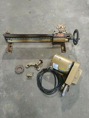 Powermatic knife grinder for 18 inch planer