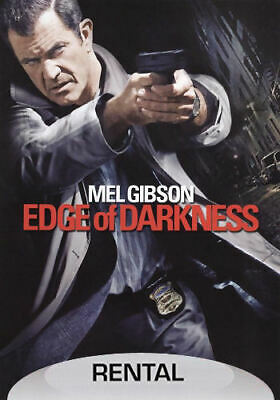 Edge of Darkness (DVD, 2010, Widescreen, Rental Edition) - Disc Only
