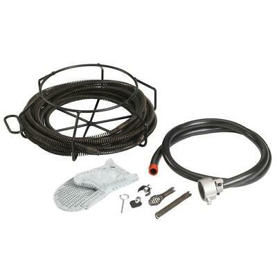 """RIDGID A-30 Drain Cleaning Cable Kit 5/8"""" x 7 1/2 Ft Cleaner Cables Clog Tools"""