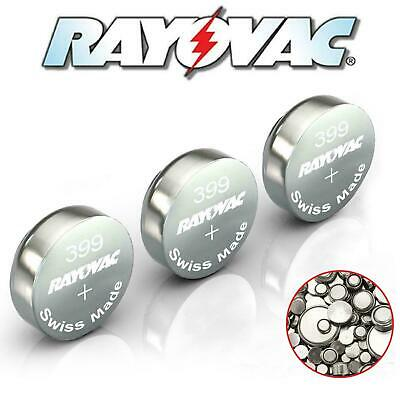 Rayovac Sony Renata Cell Batteries Button Silver Oxide All Sizes Watch Battery