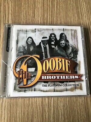 Cd Album The Doobie Brothers The Platinum Collection Best Of Rare