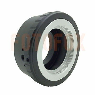 M42M43G M42-M43 Adapter M42 Thread Lens to Micro Four Thirds Mount to M42-M4//3