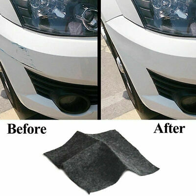Nano Cloth Paint Scuff Surface Repair Car Scratch Magic Remover Eraser UK Seller