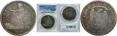 1878 Trade Dollar PCGS PR-65+ CAC
