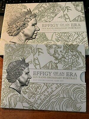 2017 Royal Australian Coin Proof and Uncirculated Coin Set - Effigy of an ERA