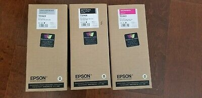 New Epson Ink 350ml for Stylus Pro - T5969 T5963 T5968