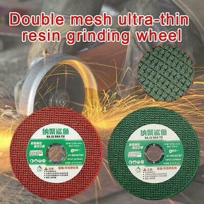 4Inch Resin Cutting Disc Metal Cut Off Wheel For Rotary 2019 Tool O9P3