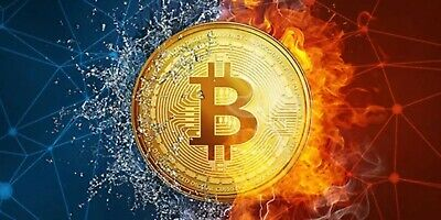 Bitcoin Solo Mining Contract - 2 Hours - 18 Th/s - up to 87000 $ gains !