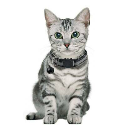 Reflective Cat Collars Safety Quick Release Buckle With Bell Cat Kit Collar GRII
