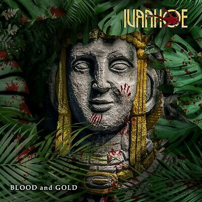 IVANHOE - Blood And Gold - Digipak-CD - 4028466911049