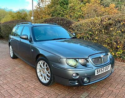 2003 MG ZT-T 2.5 180+ Automatic Sports X Power Grey Estate MK1 Only 63,000 Miles