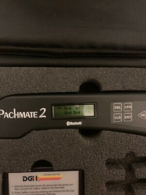 Handheld Pachymeter Pachmate 2 With DGH 55 And Case 30 Day Warranty
