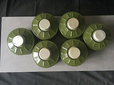 6 PCS Original NEW Soviet Russian USSR gas mask Filter  GP-5 GP-7 GP-4 PDF PMK