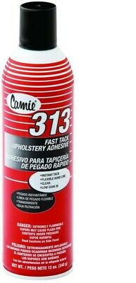 Camie 313 Fast Tack Upholstery Adhesive - 12oz - Made in USA - US SELLER