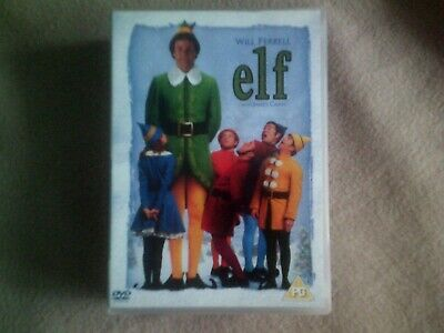 Elf*Dvd*2 Disc Edition*Christmas Xmas Family Film*Will Ferrell*Comedy