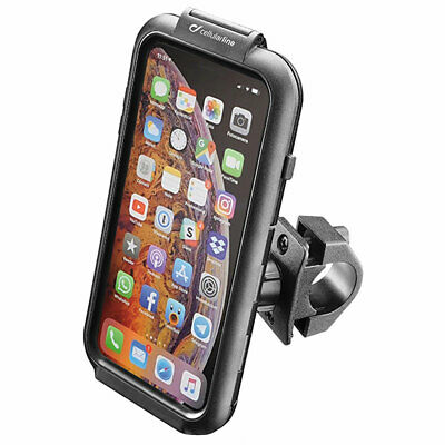 Interphone Motorcycle Motorbike iCase Holder For iPhone X