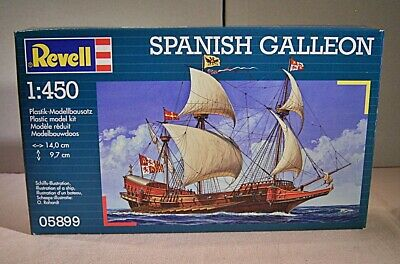 Spanish Galleon RV05899 Revell 1:450