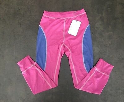 Childrens Kids Peak Performance Base Layer Thermal Long John PINK 150cm 11-12Y