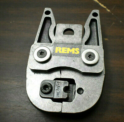 """Rems 571845 3/8"""" Unc Cropping Tongs"""