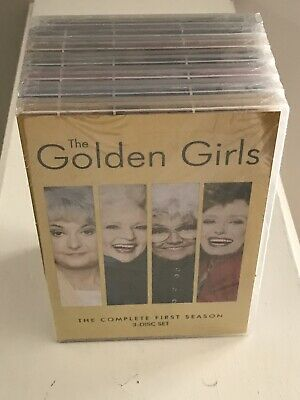 The Golden Girls Complete TV Series Season 1-7 (1 2 3 4 5 6 & 7) ~ NEW DVD SETS