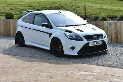 2009 S Ford Focus 2.5 Rs 3D 300 Bhp