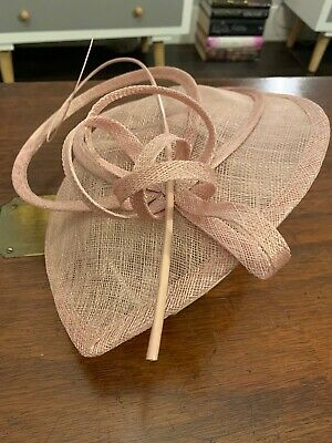Coast Ivory Fascinator With Small Defect Possible To Fix .