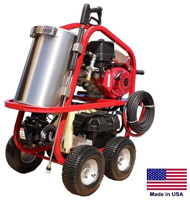 PRESSURE WASHER Commercial - Portable - 3 GPM - 3000 PSI - 9 Hp Honda