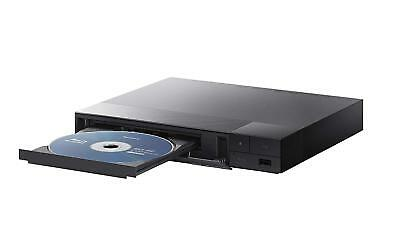 Sony BDP-S3700 Smart Blu-Ray and DVD Player with Wi-Fi and Built-In Apps Black
