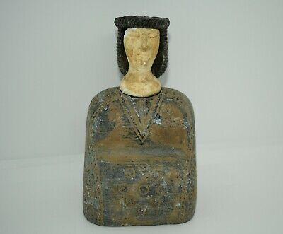 Beautiful Ancient Bactrian stone composite Idol/Statue from Ancient bactria