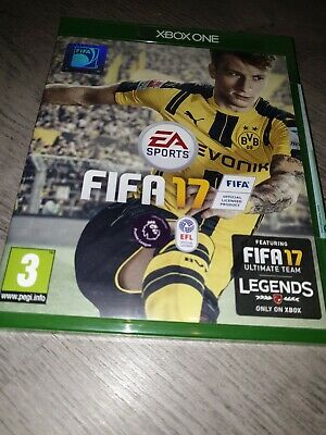 FIFA 17 - Standard Edition (Xbox One) *VERY GOOD CONDITION*