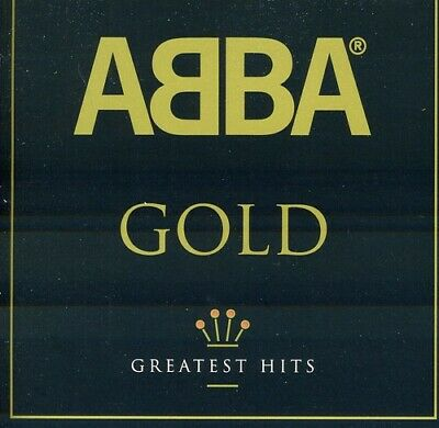 Gold-Greatest Hits - Abba (CD Used Good) 602517247321