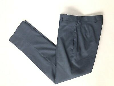 Collection By Michael Strahan Boys Dressy Suit Pants 14R Blue