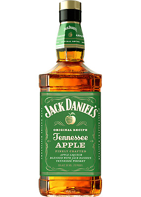 Jack Daniels Tennessee Apple Whiskey aus USA 35 % Vol./ 0,7 Liter