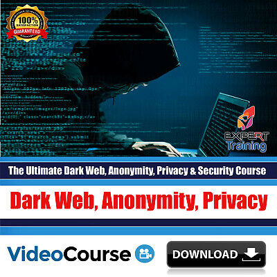 The Ultimate Dark Web, Anonymity, Privacy & Security Video Course Download