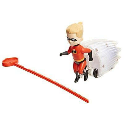 Toys-Incredibles 2 Dash Feature Figure, 6-Inch /Toys (UK IMPORT) TOY NEW