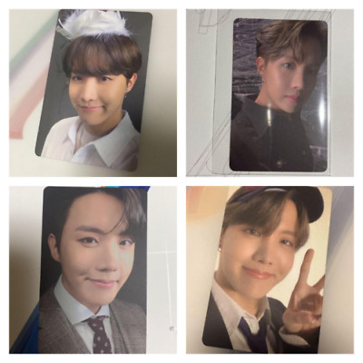 BTS MAP OF THE SOUL 7 Photo Card J-hope Hoseok Official PHOTO CARD Only