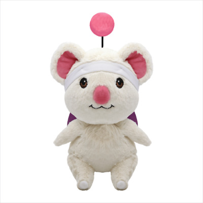 Square Enix FINAL FANTASY VII 7 REMAKE Ichiban Kuji C prize Moogle Plush JAPAN