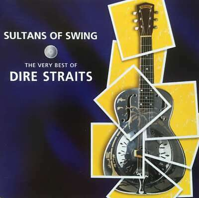 SULTANS OF SWING The Very Best of Dire Straits 2 CD TBE