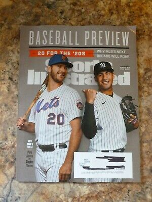 SPORTS ILLUSTRATED MAGAZINE Spring 2020 BASEBALL PREVIEW MLB Next Decade to Roar