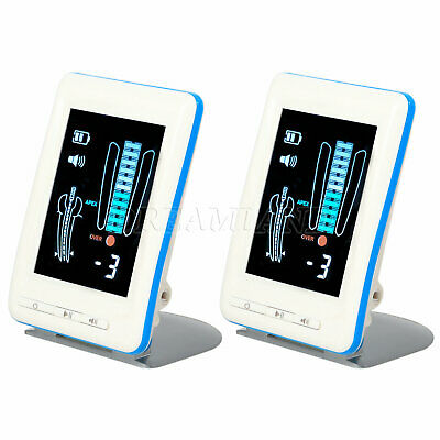2 Sets Dental Root Canal Apex Locator Woodpex III Type Endo Finder Treatment RS