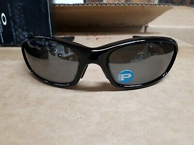 Brand new genuine Oakley sunglasses Polarised Straight Jacket 26-252, Made in US