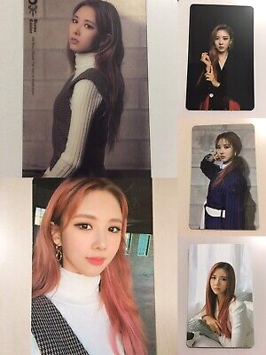 DREAMCATCHER KPOP 'The End of Nightmare' Photocard Yoohyeon