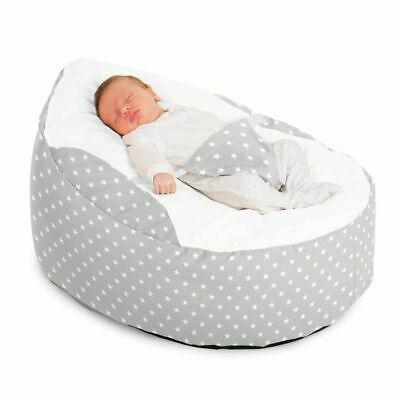 Gaga™ Stars Baby Beanbag - Washable - Pre-Filled - Personalise With Name
