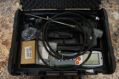 (QC)Testo 330-1 LL Flue Gas Analyzer Set