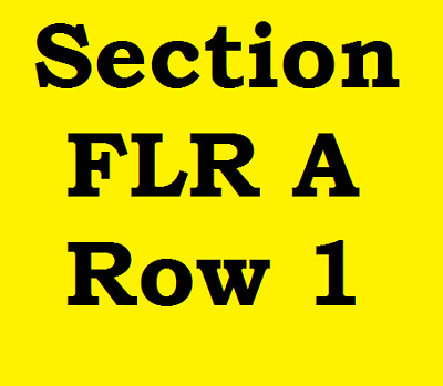 2 or 4 Tickets Colt Ford Golden Nugget Lake Charles Friday July 17, 2020