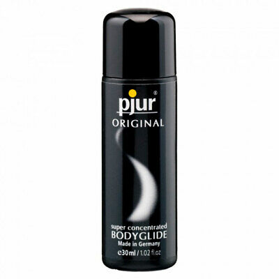 Pjur Original Bodyglide Lube Silicone Based Best Anal Sex Massage Lubricant 30ml