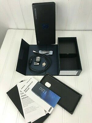 Samsung Galaxy S8 Original Box and Accessories NO PHONE