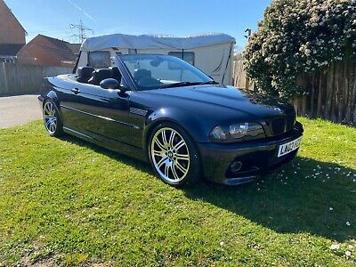 BMW E46 M3 Convertible - Manual - 2003